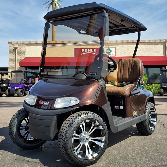 EZGO RXV Elite Freedom Rootbeer Brown Beauty