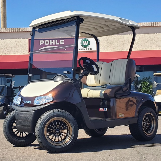 EZGO RXV Elite Freedom Bentley High Roller Edition