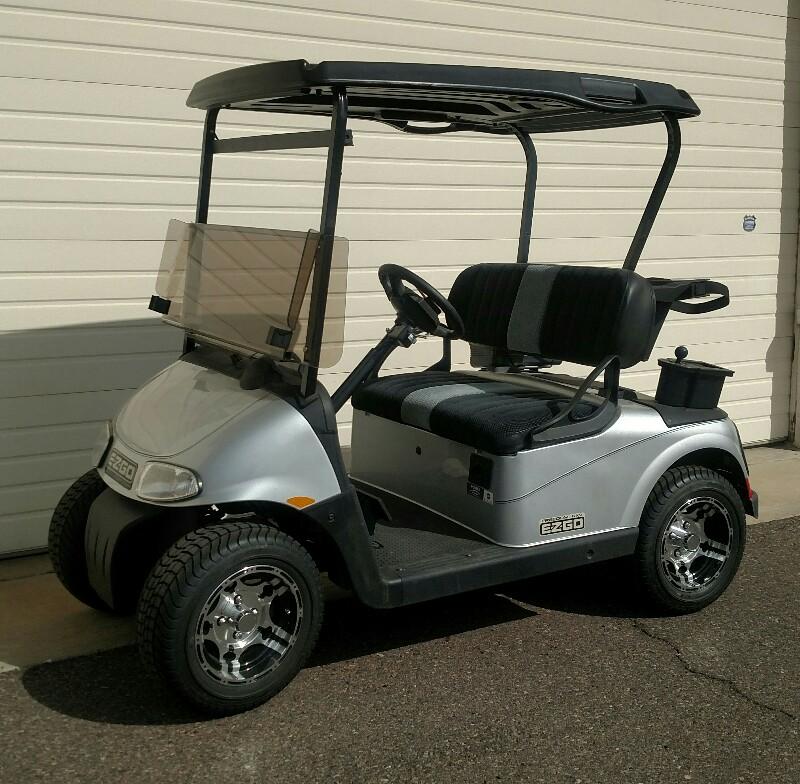 Pohle NV Center™ Golf Cars - USED GOLF CARS FOR SALE
