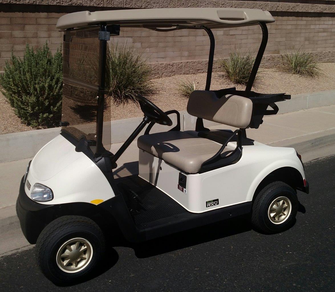 Pohle NV Center Golf Cars - New Golf Cars for Sale on