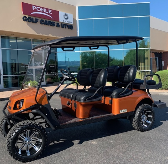 EZGO L6 ELiTE On order for August delivery!  sample pic3.1