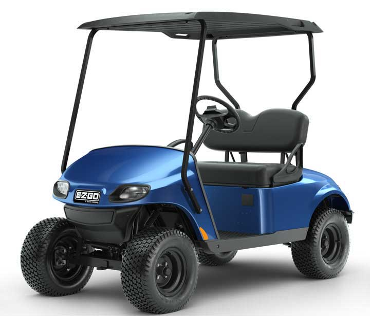 EZGO Valor Gas Factory Order - 49