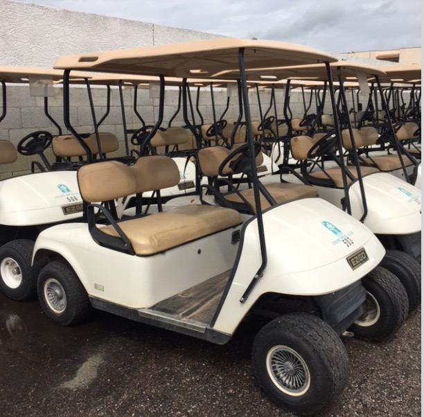 EZGO available 5 used cars(copy)