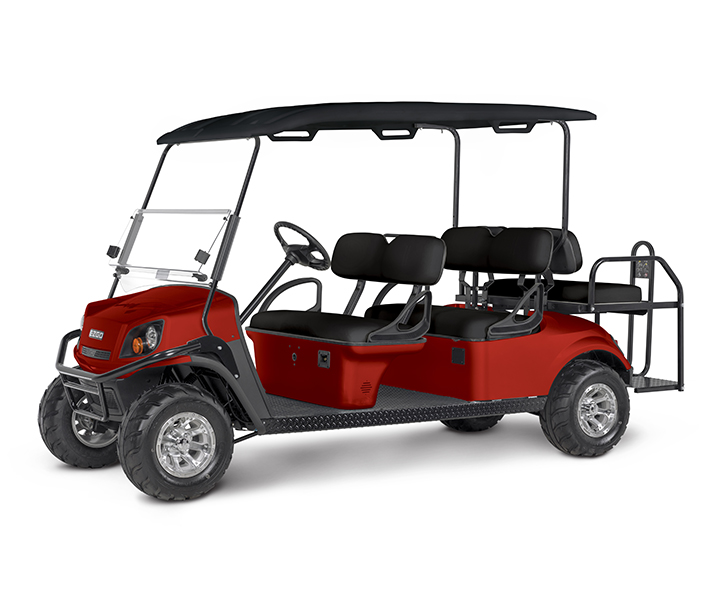 EZGO Express S6 ELiTE Sample photo / info page for factory order - 0123