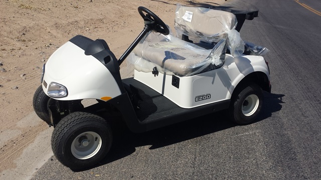 ELiTE EZGO 90A TO ARRIVE MID APRIL LITHIUM