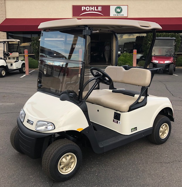 EZGO 5577160 to arrive early July