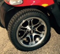 Picture of D Series 14 inch Alloy Wheels