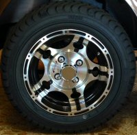Picture of Achieva 12 inch Alloy Wheels