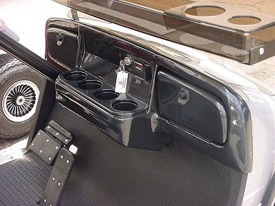 Picture of Carbon Fiber Glove Box
