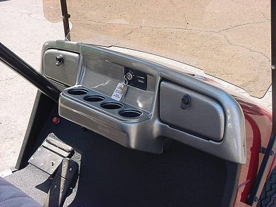 Picture of Titanium Glove Box
