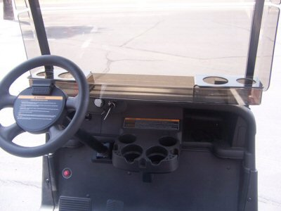 Pohle Nv Center Golf Cars Accessory Tray With Mat