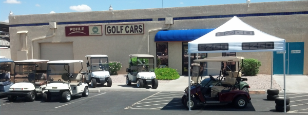 Picture of Pohle Neighborhood Vehicles Store in Sun City West, Arizona