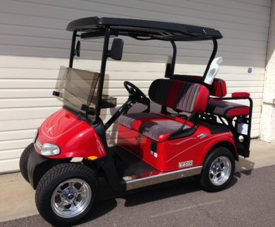 EZGO - RXV Carousel Picture 2