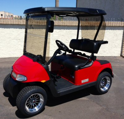 EZGO - RXV Carousel Picture 4