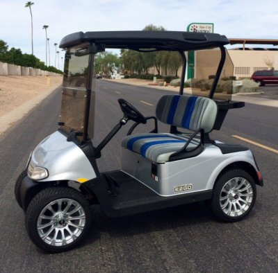 EZGO - RXV Carousel Picture 7