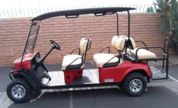 Picture of E-Z-GO Express 6 Passenger