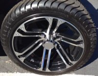 "Picture of M Series 14"" Alloy Wheel"