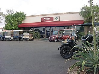 Picture of Pohle Neighborhood Vehicles Store in Sun City, Arizona