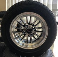 Picture of V Series 12 inch Alloy Wheel